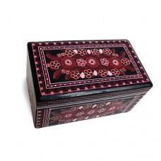 Caja de olinala Alhajera