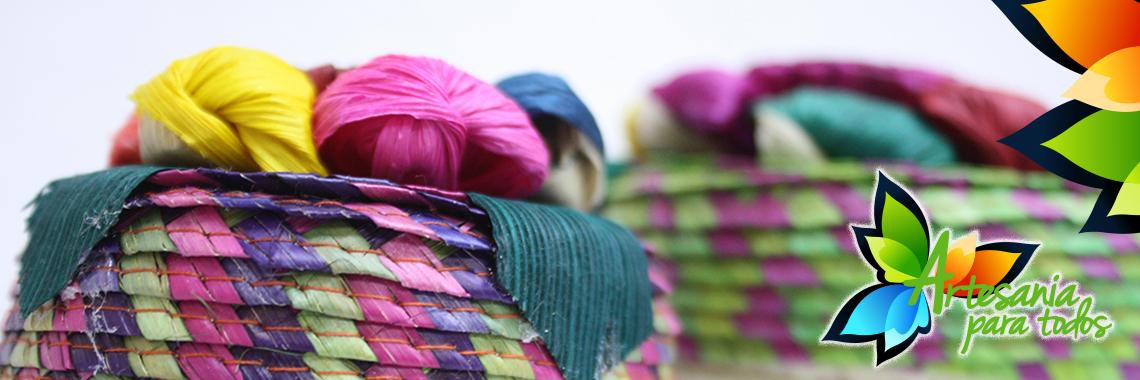 Artesanías mexicanas hechas a mano
